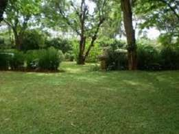 Prime 2 acre Fenced Plot for sale in UpperHill Nairobi on Main Road