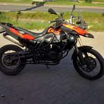 Motorcycle for sale in Tanzania BMW F800GS