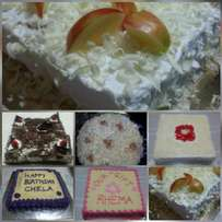 G.J.K Cakes and pastries