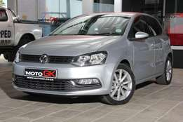 2014 VW Polo 1.2 Highline DSG