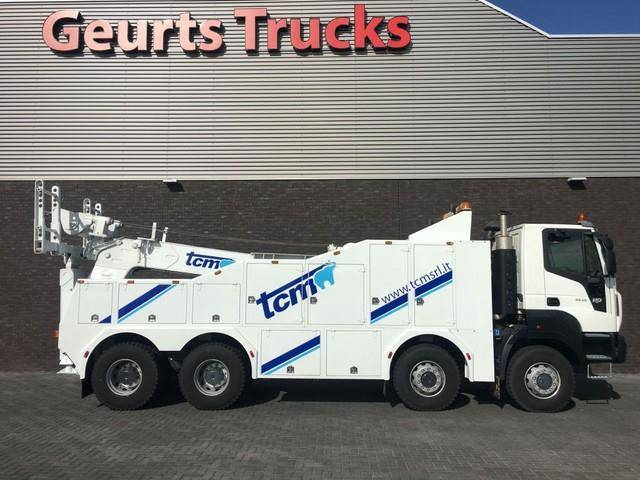 Iveco ASTRA 8848 HD 9 8X8 RECOVERY TRUCK NEW - 2014 - image 4