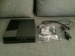 Sony PS4 500gb as brand new not negotiable R3799