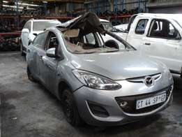 mazda2 stripping for spares