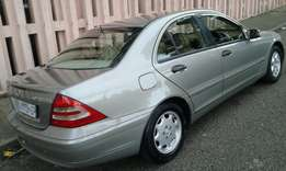 2004 Mercedes Benz C 180 for sale