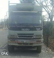 Isuzu FVZ in good condition