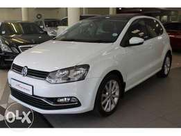 polo tsi with panoramic roof 4000pm finance arranged