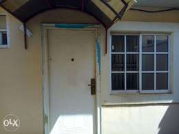 For rent, a clean self contain in Efab Estate Nbora life camp Abuja