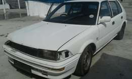 toyota conquest in good running condition