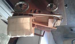 Antique ox wagon for sale in parow