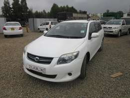 toyota fielder through asset finance