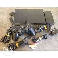 Playstation2 and 24 LATEST games CpT ppl only