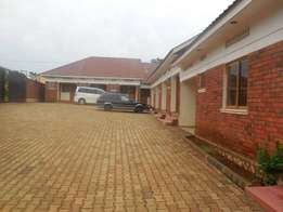 Never miss this, doubleroomed house in bweyogerere-buto at 300k