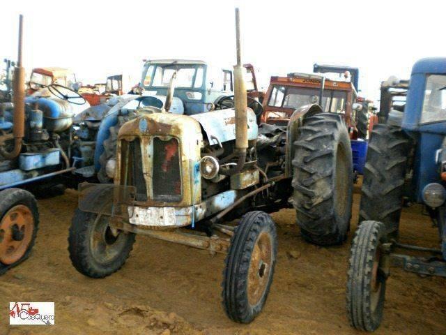 Ebro super 55 mini tractor for parts