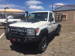 Toyota Land Cruiser 4.0 V6 PRICE REDUCED!!!