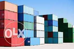 I Need Shipping Containers