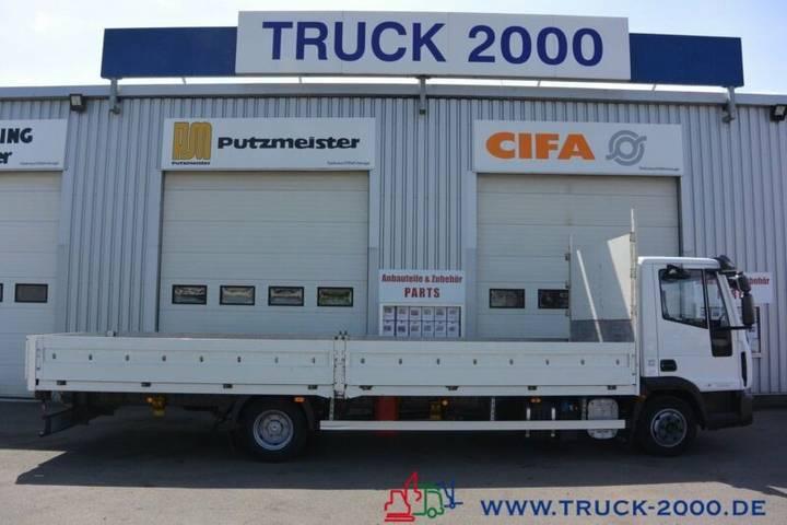 Iveco ML 75E18/P EuroCargo 7.10 Pritsche 3-Sitze Klima - 2011 - image 2