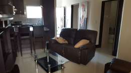2 Bedroom flat, fully furnished , bloubergstrand, western cape
