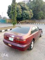 A sharp firstbody Honda Accord bullet automatic