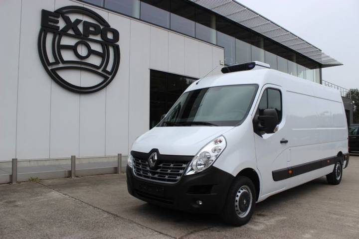 Renault Master 170 L3H2 Frigo Carrier 0° tot 20° - 2018