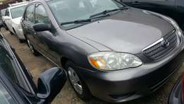 Clean Toyota Corolla 2003 Car - Foreign Used/Tokunbo