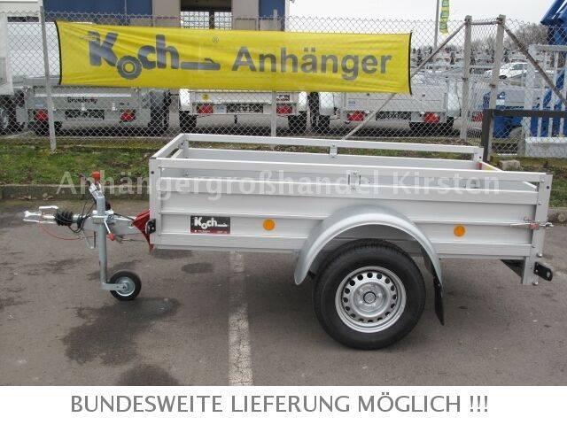 Koch B 1000 ALU 2,05x1,05x0,45m+100 km/h 1 t VORRAT - 2019