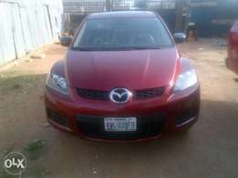 Clean Mazda CX7 Up For Grabs