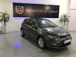 2014 Vw Polo Tsi Comfortline 5dr Hatch Manual