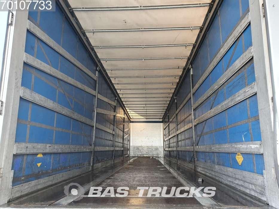 Schmitz Cargobull S01 3 axles Liftachse Coilmulde Palettenkasten - 2011 - image 5