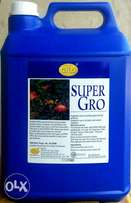 Liquid Organic Fertilizer (SUPER GRO)