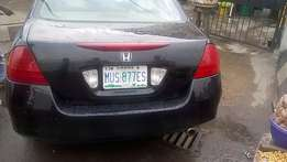 Sound Honda Accord (2007)