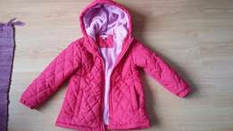 Winter jacket for a girl 4-5