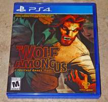 The Wolf Among Us on PS4 and Xbox One
