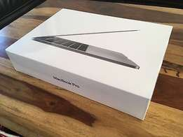 2016 MacBook Pro retina with touch bar. 256GB, 13 inches, space grey