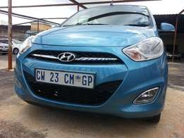 Here 2014 Hyundai i10 1.1 GLS in Excellent Condition