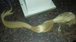 120 x 45cm blonde extensions