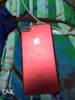iPhone 7plus red(128GB)