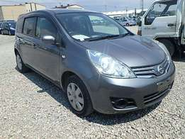 Magnificent Nissan Note Grey