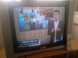 54 cm Africa TV with remote bargain call me in Bloemfontein