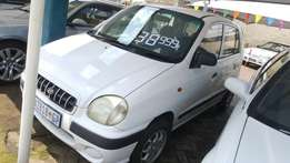Hyundai atos very light on fuel bargain buy first come first served