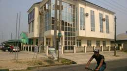 An open floor purpose built office space at wellington bassey way, Uyo