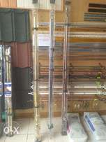 3M Brand New Curtain Rods