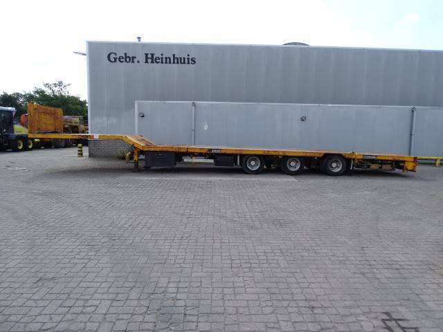 Goldhofer STN-L3-34/80 6 Meter Extandable Mega/Lowdeck! - 2004