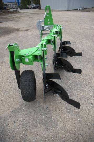 Top-Agro Single-beam Plough 2+1, Direct! - 2019