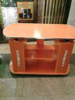 unic wooden tv stand