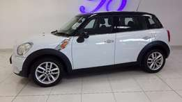2011 Mini Cooper Countryman 6SP
