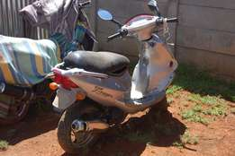 2 scooters for spares