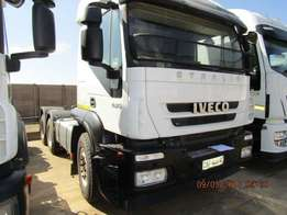 2010 Iveco Stralis For Sale!