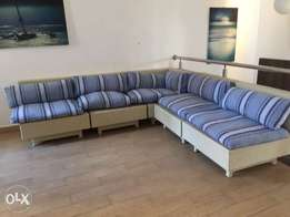 Indoor And Outdoor Sofa Set/ Couch Furniture