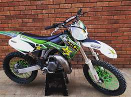 Kawasaki kx 125 2 stroke for sale