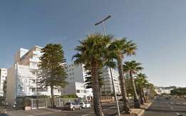 4th Floor Apartment - Perfect Location on Beach Road Sea Point